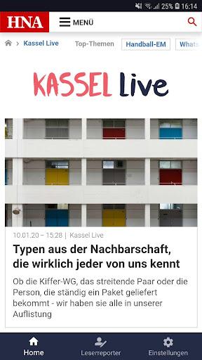 Kassel Live 4.2 screenshots 1