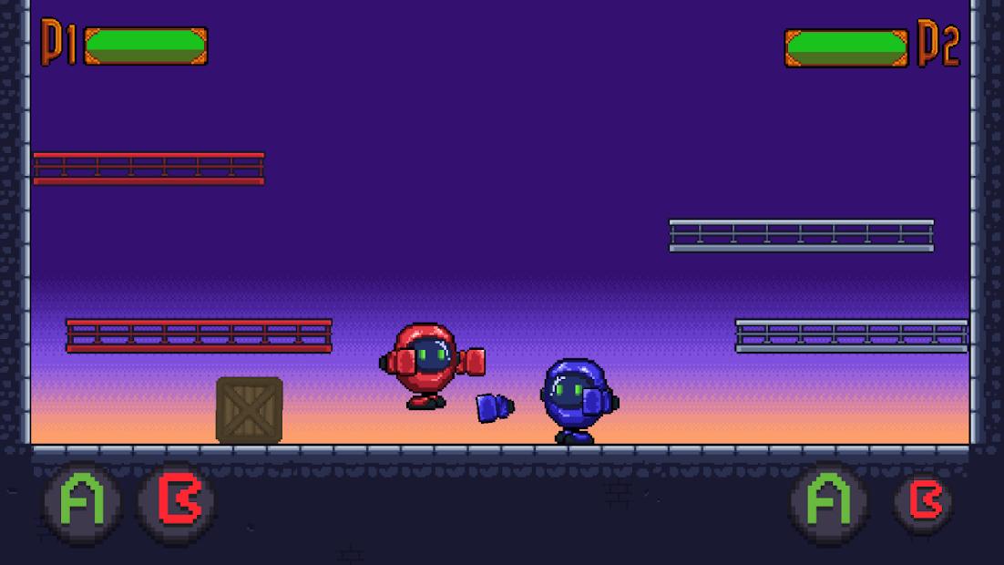 PunchBots: Unusual robots fight screenshot 10