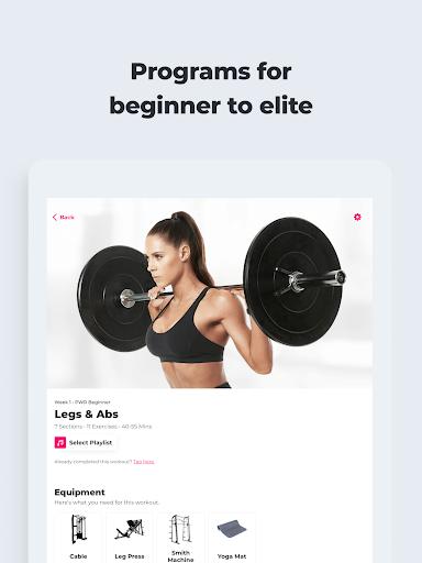 SWEAT: Fitness App For Women 5.17.8 Screenshots 12