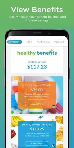 Healthy Benefits Plus  Screenshots 1