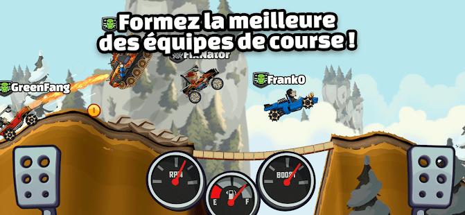 Hill Climb Racing 2 screenshots apk mod 5