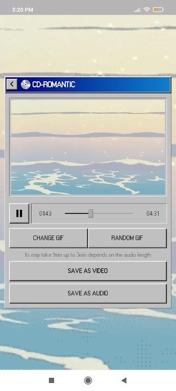 CD-ROMantic PRO 🌴: Vaporwave Music & Video Maker  poster 5