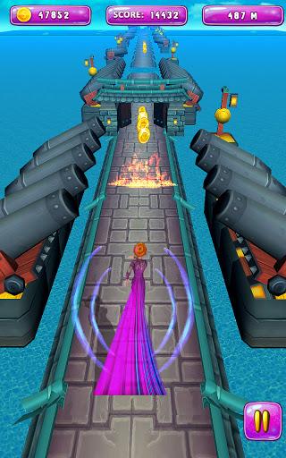 Royal Princess Island Run - Princess Runner Games 4.0 screenshots 2