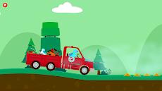 恐竜トラック-子供向けのカーシミュレーターゲームのおすすめ画像5
