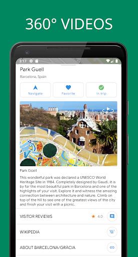 Sygic Travel Maps Offline & Trip Planner 5.14.4 Screenshots 3
