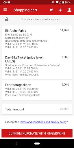 FahrPlaner  Screenshots 7