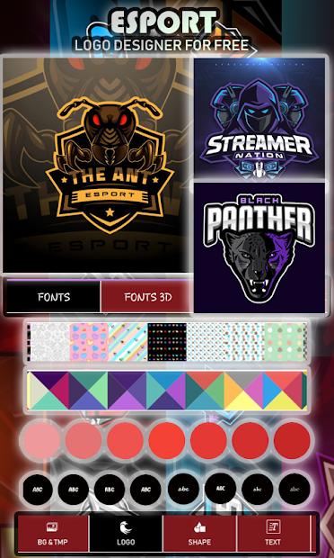 Logo Esport Maker | Create Gaming Logo Maker screenshot 9