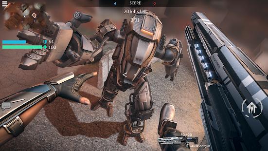 Infinity Ops: Online FPS Cyberpunk Shooter 1.11.0 Screenshots 16