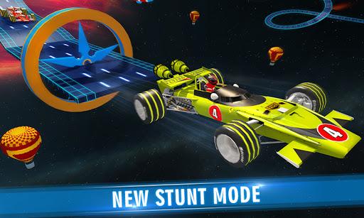 Impossible Formula Jet Car Racing Stunts  screenshots 3