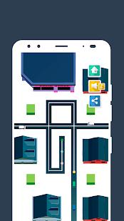 Don't Crash: gioco Android casual / minimalista!  Immagine dello schermo