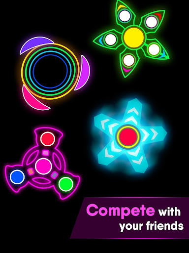 Draw Finger Spinner 1.1.5 screenshots 9