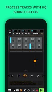 MixPads - Drum pad machine & DJ Audio Mixer 7.20 Screenshots 9