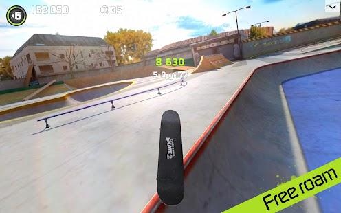 Touchgrind Skate 2 Screenshot