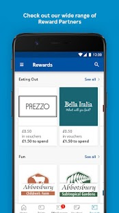 Tesco Clubcard: collect points and spend vouchers Screenshot
