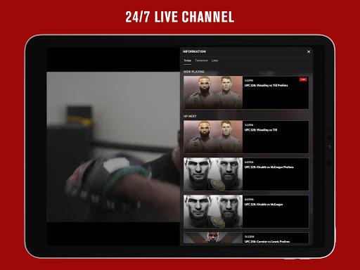 UFC screenshots 11