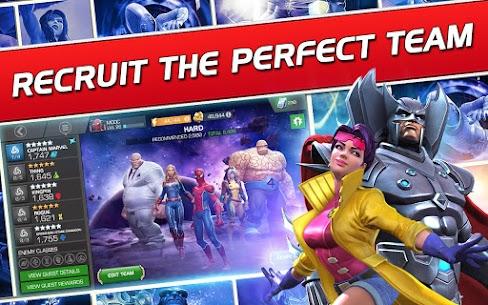 Marvel Contest of Champions Mod Apk [Unlimited Money/Units/Cheats] 5