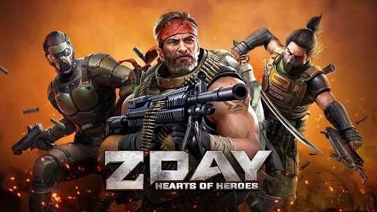 Z Day: Hearts of Heroes | MMO Strategy War 2.37.2 MOD AK [INFINITE GOLD / MONEY] 1