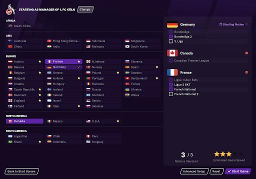 Football Manager 2021 Touch  screenshots 1