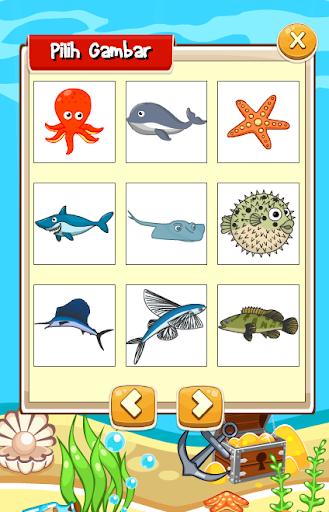 Game Anak Edukasi Hewan Laut 2.6.2 screenshots 3