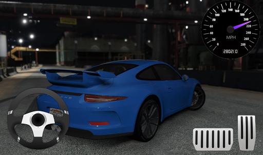 Driver Porsche Carrera 911 City Area Apkfinish screenshots 2
