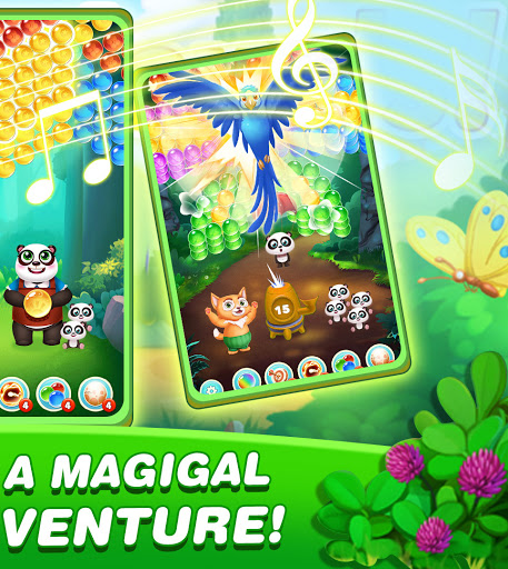 Bubble Shooter 5 Panda 1.0.60 screenshots 14