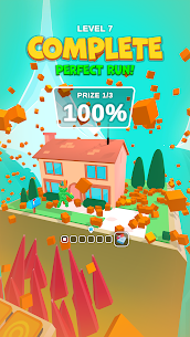 Pixel Rush Mod Apk- Epic Obstacle Course Game (Free Upgrade) 5