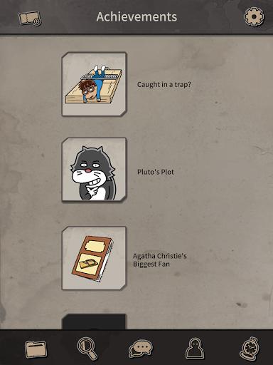 Murders on Budapest!: Visual Novel Detective Game 1.0.1 screenshots 13