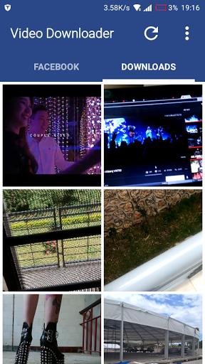 video downloader - video manager screenshot 3