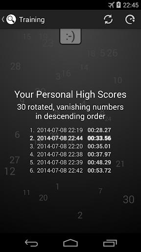 numble - brain training screenshot 3