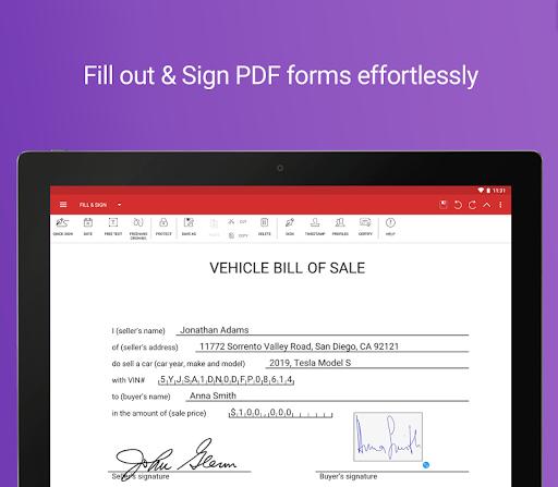 PDF Extra - Scan, View, Fill, Sign, Convert, Edit 6.9.1.939 Screenshots 9