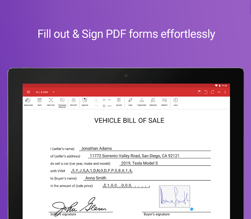 PDF Extra - Scan, View, Fill, Sign, Convert, Edit  poster 8