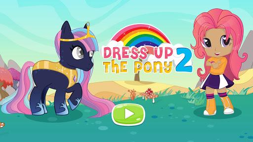 Pony Dress Up 2 screenshots 2