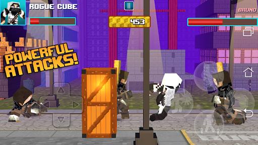 Block Mortal Survival Battle  screenshots 4