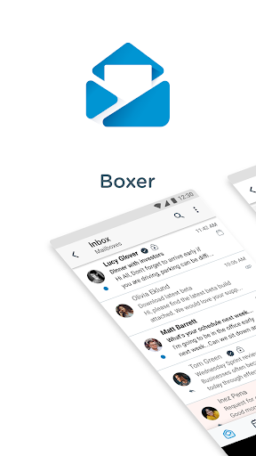 Boxer - Workspace ONE  screenshots 1