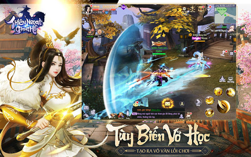 Thiu00ean Ngou1ea1i Giang Hu1ed3 - Thien Ngoai Giang Ho 1.8 screenshots 9