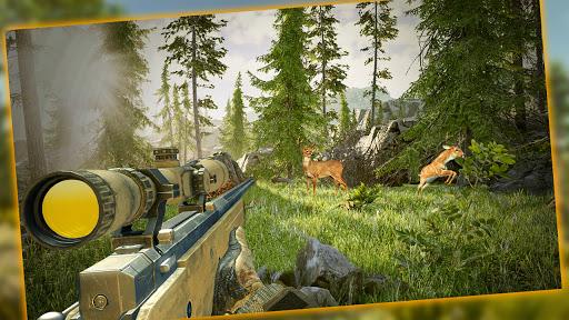 Sniper Deer Hunting Game: Last Survival 2021  screenshots 6