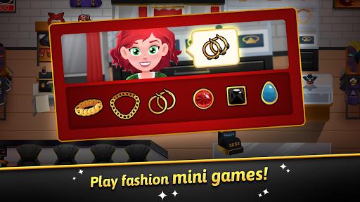 Hip Hop Salon Dash - Fashion Shop Simulator Game 1.0.10 screenshots 5