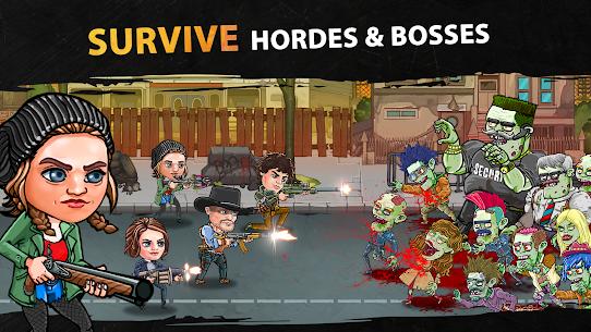 Zombieland: AFK Survival 1