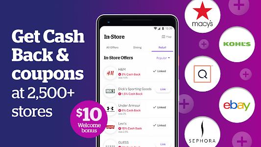 Rakuten: Get Cash Back & save on your shopping 9.5.0