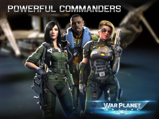 War Planet Online: Real-Time Strategy MMO Game 3.5.0 screenshots 19