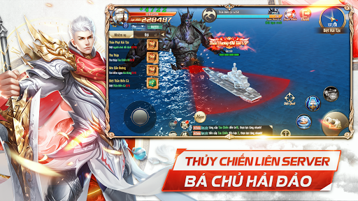 Thiu00ean Khu1edfi Chi Mu00f4n - Ma Kiu1ebfm Ku1ef7 Nguyu00ean screenshots 4