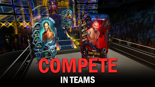 WWE SuperCard - Multiplayer Collector Card Game 4.5.0.5738169 screenshots 4