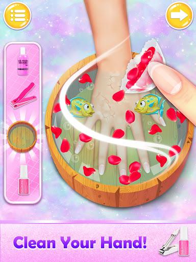 Makeover Games: Makeup Salon Games for Girls Kids apkpoly screenshots 6