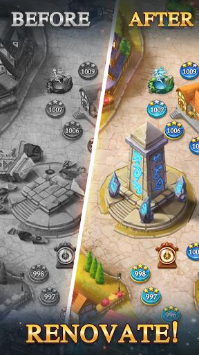 Jewel Mystery 2 - Match 3 & Collect Coins 1.3.0 screenshots 2