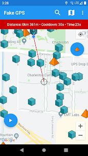Fake GPS Joystick & Routes Go v1.6.1 [Patched] 1