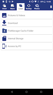 Cloud File Manager 6