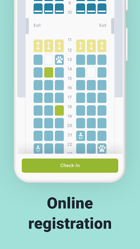 S7 Airlines: book flights android2mod screenshots 6
