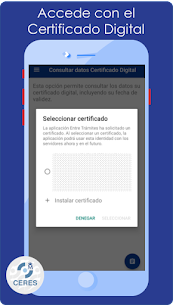 Entre Trámites For Android 3
