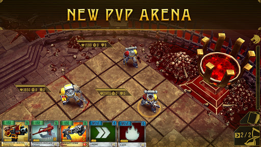 Warhammer 40,000: Space Wolf 1.4.27 screenshots 1