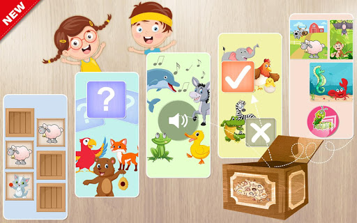 384 Puzzles for Preschool Kids 3.0.1 screenshots 3
